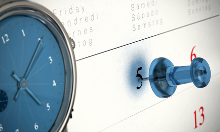 Punctuality Timed Concept
